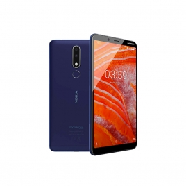 Funda Innjoo Fire Pro tipo flip en color blanco