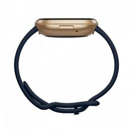Funda de cuero azul para Samsung Galaxy Core