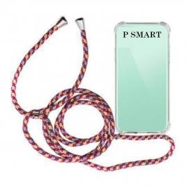 Funda de cuero rosa para Samsung Galaxy Core