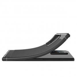 Carcasa Samsung Galaxy A40 Hybrid (bumper + trasera) Transparente