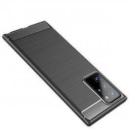 Carcasa Samsung Galaxy A42 5G hybrid (bumper + trasera transparente) transparente