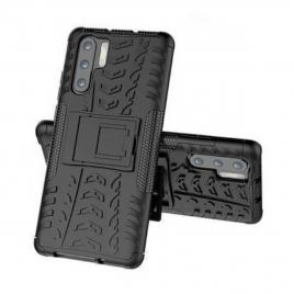 Carcasa Samsung Galaxy S10 hybrid ( bumper+ trasera transparente )Transparente