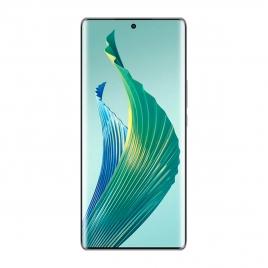 Funda tipo libro con ventana Elephone S7 azul