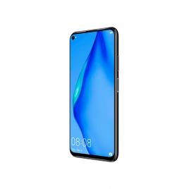 Funda rugerizada Huawei P30 Lite negro
